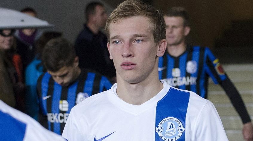 Валерий Лучкевич - лучший юный футболист страны в ноябре