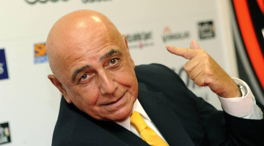 """Галлиани - игрокам """"Милана"""": на что я потратил 90 миллионов евро?"""
