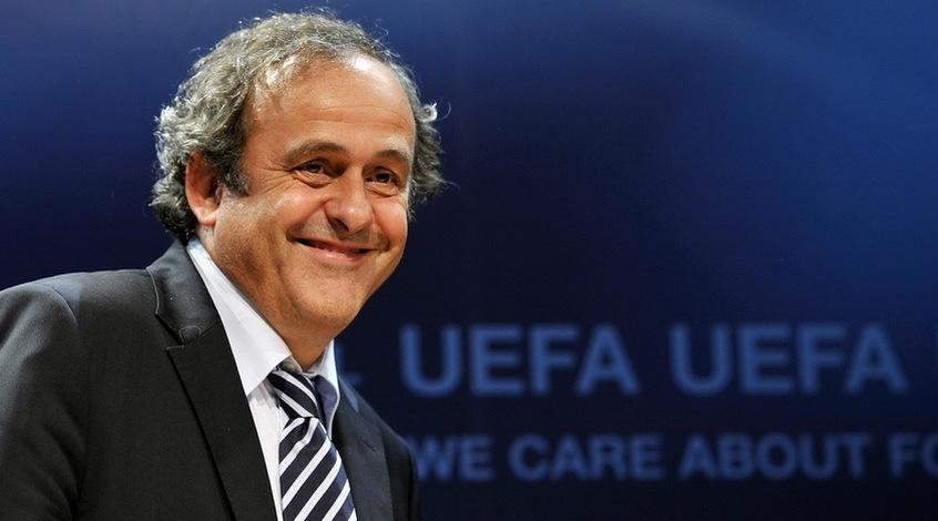 Мишель Платини решил не баллотироваться на пост главы ФИФА