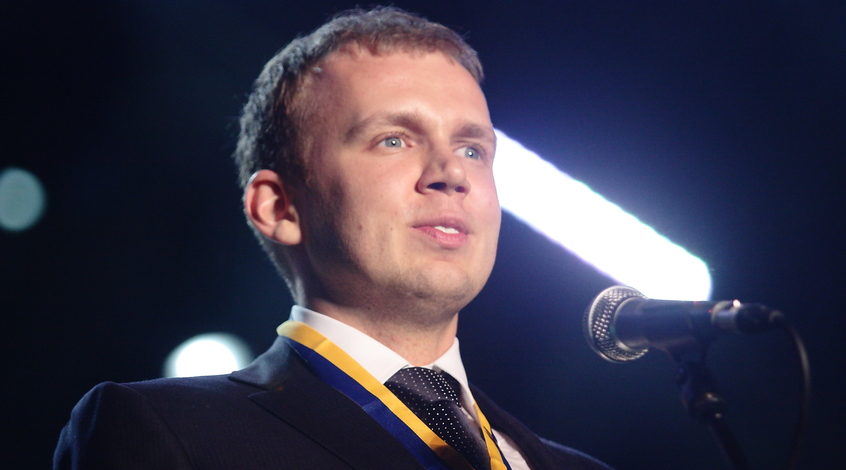 Как полиция защищала судью Усатого или акция против Курченко (+Фото)