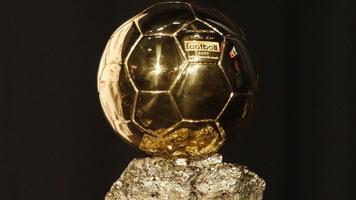 """France Football огласил первые результаты голосования за претендентов на """"Золотой мяч"""""""