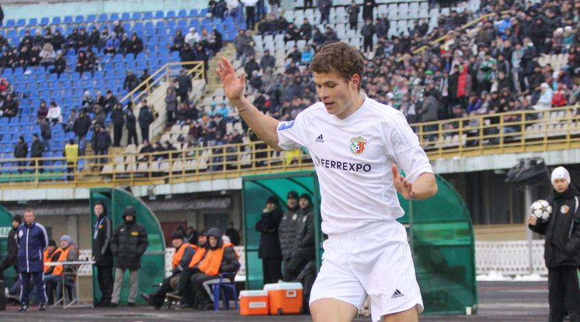 "Артем Громов: ""Не будем опускать руки"""