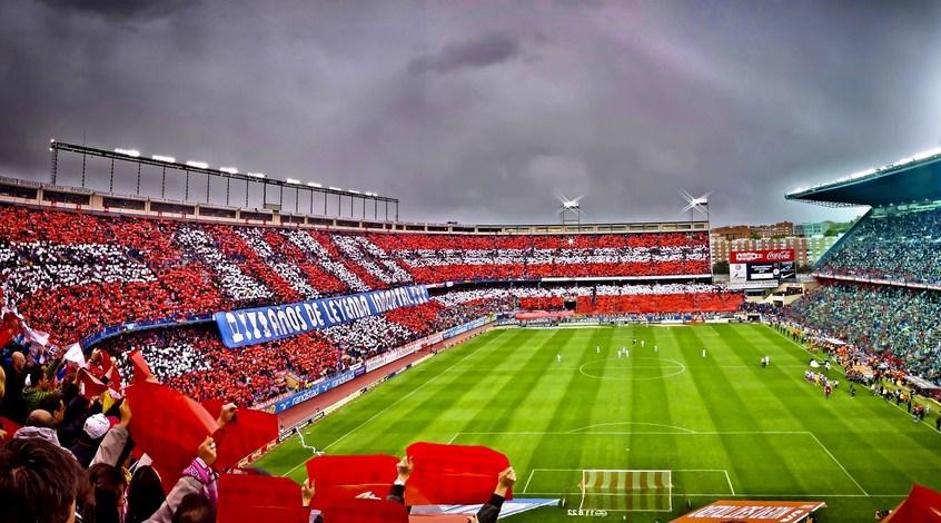 """""""Атлетико"""" запретило болельщикам посещать домашние матчи"""