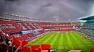 """Два фаната """"Атлетико"""" встретились на одном и том же месте с интервалом в 32 года"""