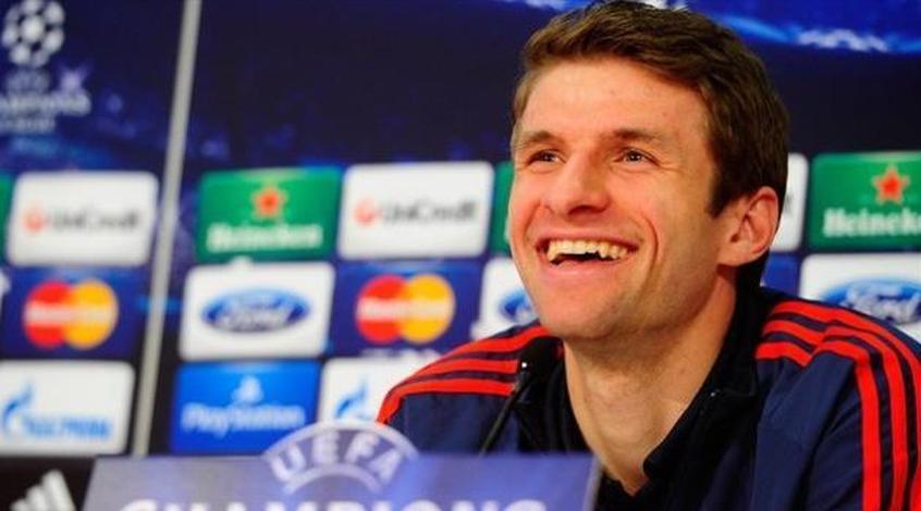 """Мюллер: """"Я хочу немного отдохнуть от футбола"""""""