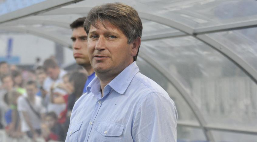 """Сергей Ковалец: """"Игроки приехали с хорошим настроением"""""""
