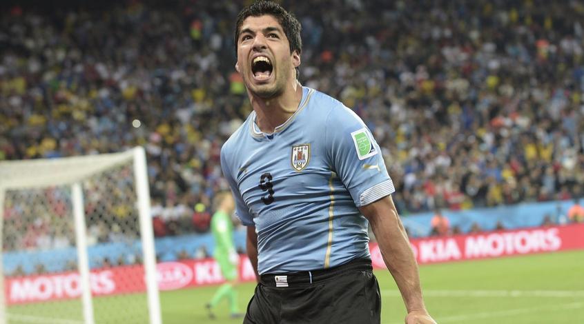 Отбор к ЧМ-2018. Южная Америка. 5-й тур. Бразилия и Уругвай расходятся миром