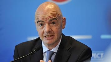 """Джанни Инфантино: """"Инфраструктура стадионов в Габоне лучше, чем в Италии"""""""
