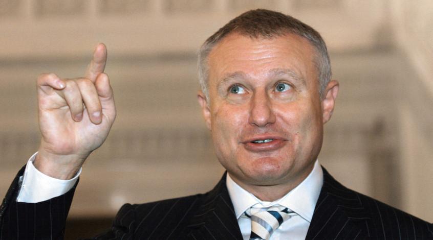 Григорий Суркис рассказал о мотивах УЕФА выставить кандидатуру Джанни Инфантино на пост президента ФИФА