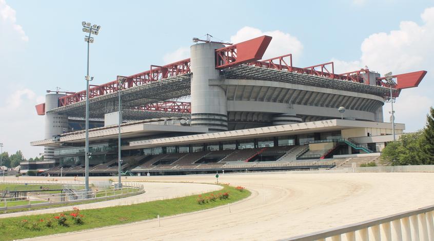 """""""Интер"""" и """"Милан"""" столкнулись с протестом местных жителей против нового стадиона"""