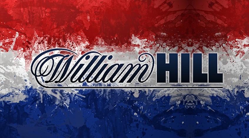 William Hill расстанется с Нидерландами