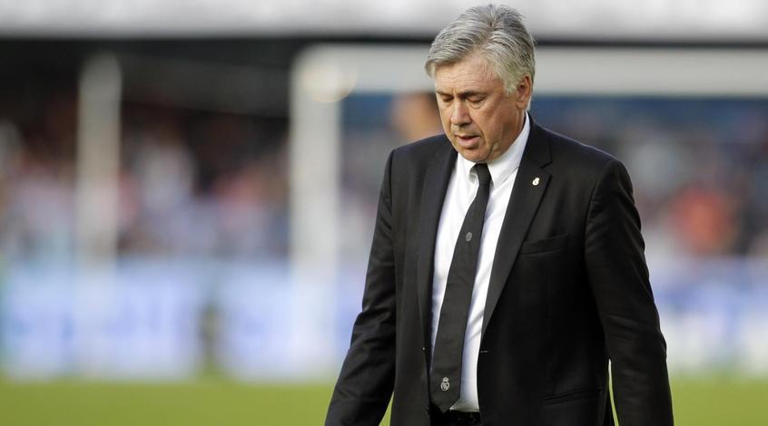 """Карло Анчелотти: """"Рано или поздно должны были проиграть"""""""
