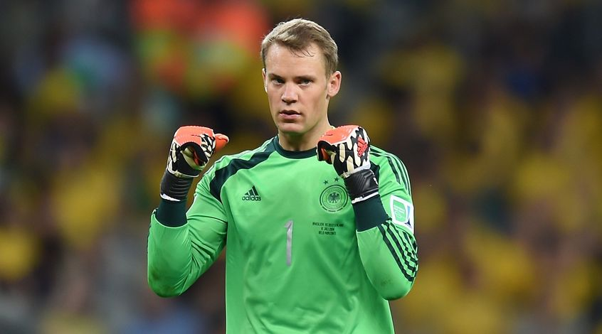 Мануэль Нойер - новый капитан сборной Германии
