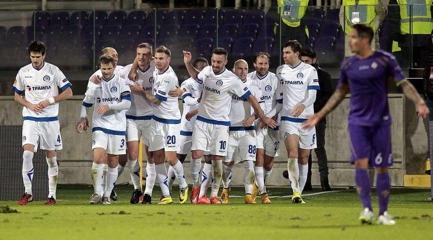 """Лига Европы. Группа K. """"Генгам"""" вырывает путевку в плей-офф"""
