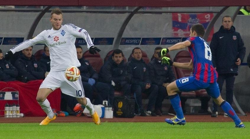 Ярмоленко поделился своими планами на зимний отпуск