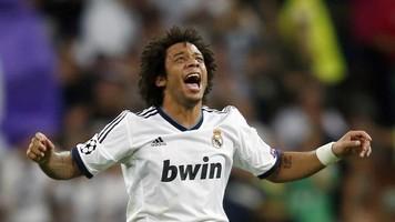"""Марсело: """"Просто хочу играть в футбол, а не драться"""" (Видео)"""