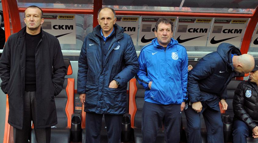 Григорчука и его ассистентов ждут в Белеке