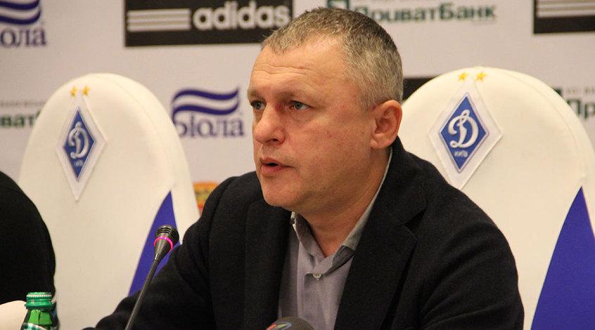 Суркис недоволен готовностью киевского «Динамо» квесенней части сезона