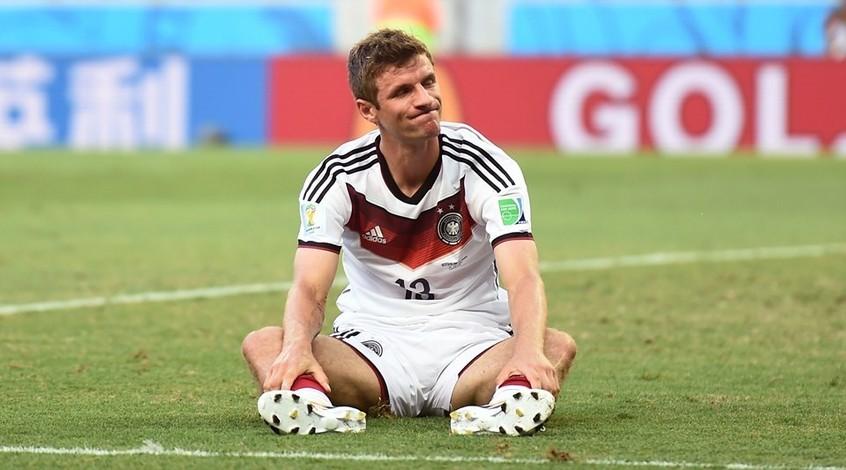 "Kicker: ""Бавария""отказалась продавать Мюллера в ""Манчестер Юнайтед"" за 120 миллионов евро"