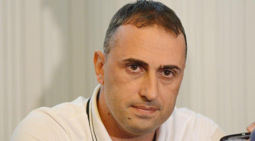 Ивайло Петев - главный тренер сборной Болгарии