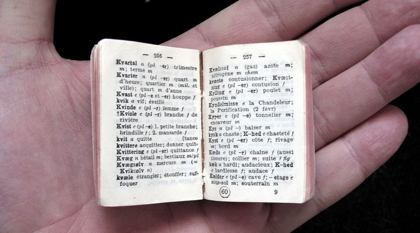 Словарь иностранных терминов