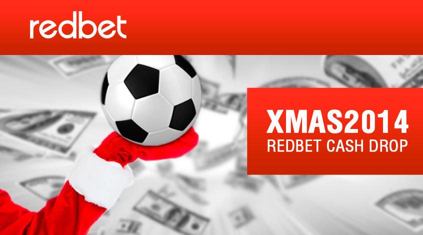 Денежное рождество с Redbet
