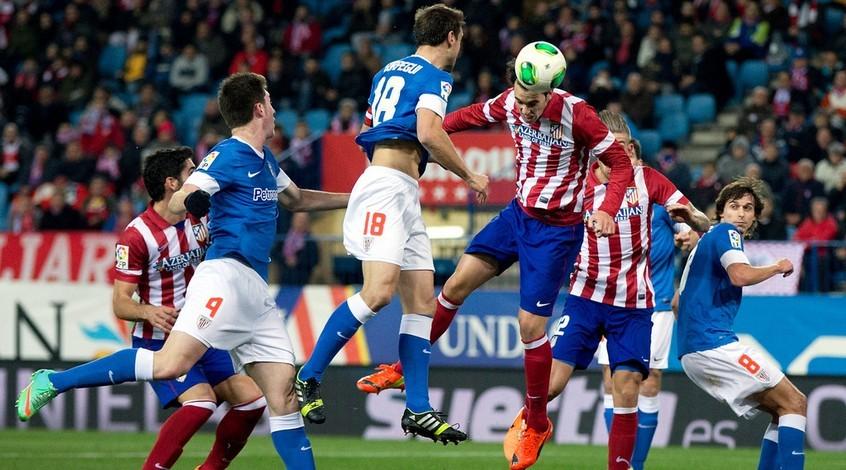 Перед туром испанского футбола