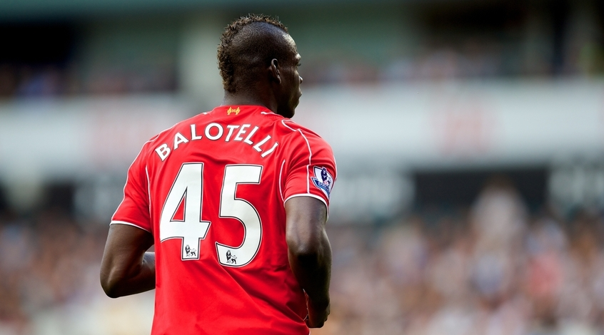 """Марио Балотелли не нужен """"Ливерпулю"""""""