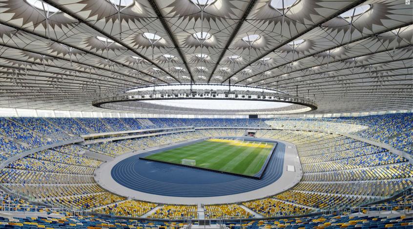 Киев претендует на финал Лиги Чемпионов в сезонах 2016/17, 2017/18 или 2018/19