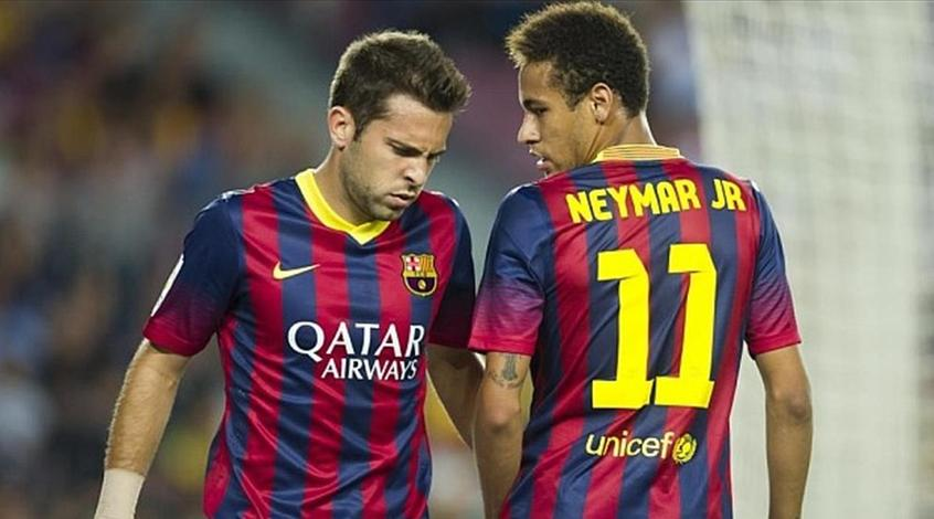 """Альба: """"Счастлив провести сотый матч за """"Барселону"""""""