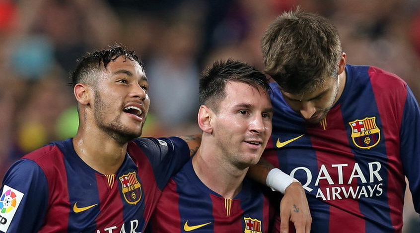 """""""Барселона"""" может в восьмой раз за последние десять лет выйти в полуфинал Лиги Чемпионов"""
