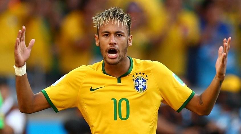 Неймар - лучший бразилец, выступающий в Европе