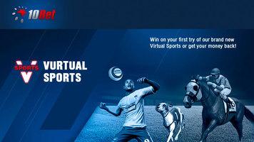 Новая услуга от 10Bet – виртуальный спорт