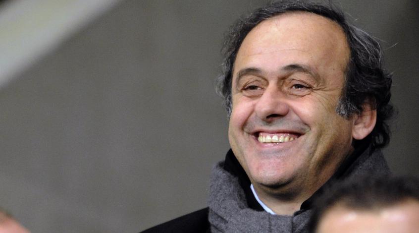 Мишель Платини продолжит руководить УЕФА до 2019 года