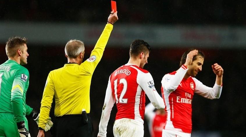 """""""Арсенал"""" - """"Куинз Парк Рейнджерс"""" 2:1. Остаться без Оливье и победить"""