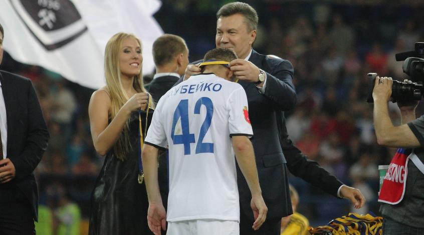 """Евгений Зубейко: """"Футбол для меня вне политики"""""""