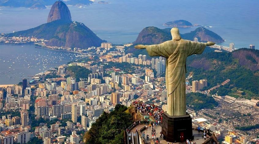 """Тур """"Шахтера"""" по Бразилии: город счастья"""