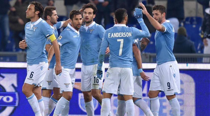 """""""Лацио"""" - """"Сампдория"""" 3:0. Сказки Андерсона"""