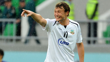 Александр Пищур может продолжить карьеру в Узбекистане