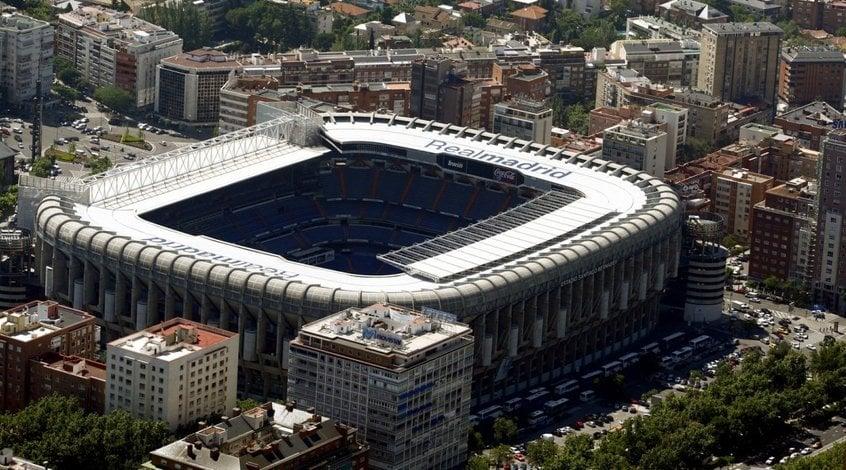 """Стадион """"Реала"""" станет хранилищем для медикаментов во время эпидемии коронавируса"""