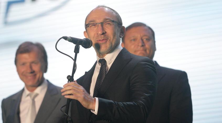 """Геннадий Кернес: """"Если бы нашелся покупатель, Курченко продал бы """"Металлист"""""""