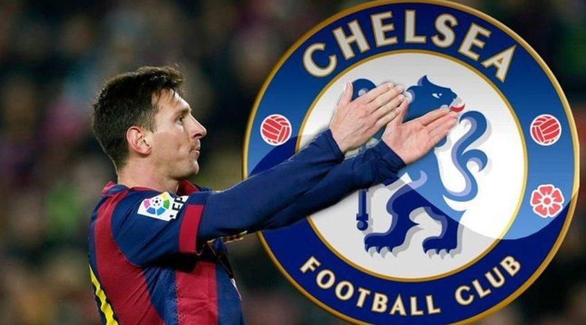 """Челси"": Месси шестилетний контракт, ""Барселоне"" - 200 миллионов?"