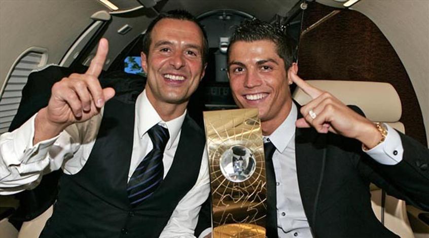 Агент Криштиану Роналду признан лучшим агентом года