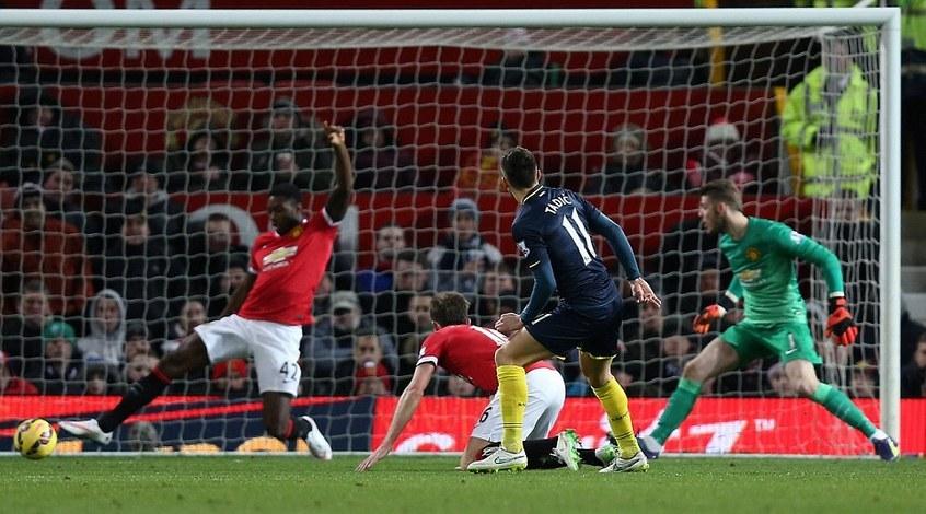 """Манчестер Юнайтед"" - ""Саутгемптон"" 0:1. Кресло для ван Гала"