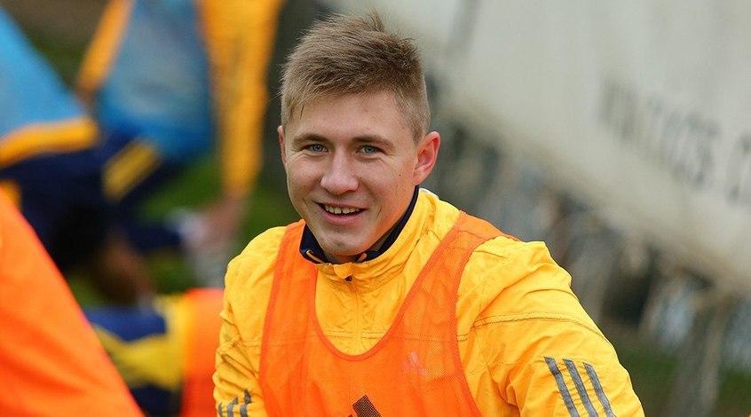 """Артем Радченко: """"У меня был период, когда я отвлекся от футбола"""""""
