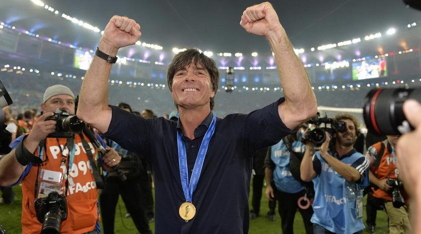 Йоахим Лев стал лучшим тренером 2014 года