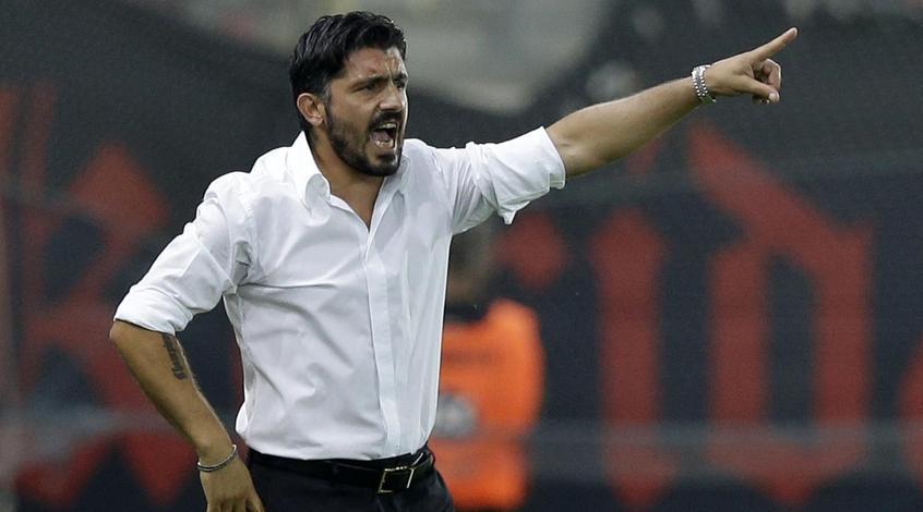"La Gazzetta dello Sport: ""Милан"" решил оставить Гаттузо до конца сезона"