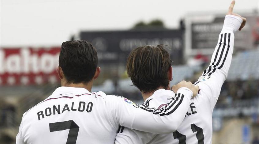 """""""Реал"""": Роналду и Бэйл приступили к тренировкам, Каземиро тренировался по индивидуальной программе"""