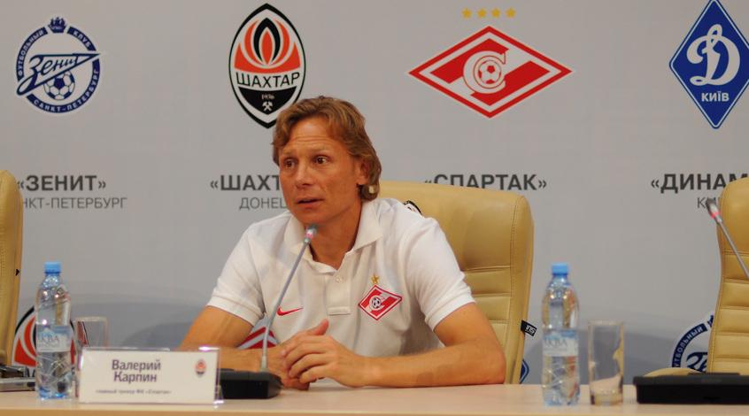 Валерий Карпин может возглавить сборную Армении
