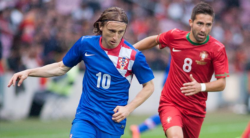 """Лука Модрич: """"ФИФА - плевать на игроков, через 20 минут я понял - не хочу играть"""""""